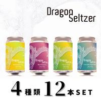 【EC限定セット】Dragon Seltzer  全4種類 12本セット