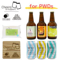 <Cheers to Support PWDs>応援セット