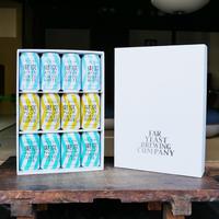 【父の日セット】Far Yeast 定番缶(3種x4) 12本セット 【送料無料】