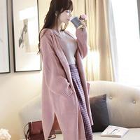 ロングオーバーコートウールコート  35(long overcoat wool coat)