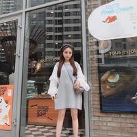 スタイリッシュなウールスカート (Stylish wool skirt)