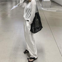 Sheer Tote Bag(00483)