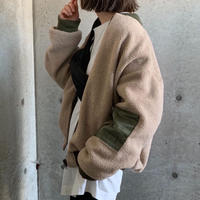 【sold out】ボア リバーシブルMA-1