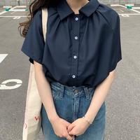 Raglan Half-Sleeve shirt(00529)