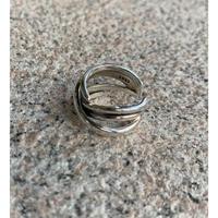 silver925 クロスリング