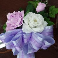 エレガントコサージュ・花束