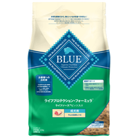 ブルーバッファロー 成犬用 ラム&玄米レシピ  2.5㎏