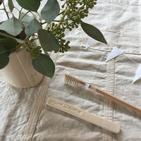 HAY WOODEN ADULT TOOTHBRUSH