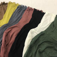 high neck slim tops