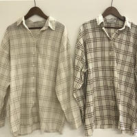 bb check shirt