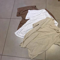 linen looseTshirt