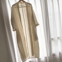 ORIGINAL linen long gown