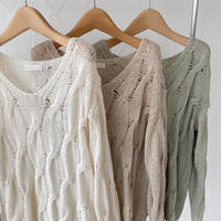 Spring Knit (3Color)