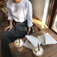 Back packern blouse