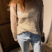 Linen Summer Knit