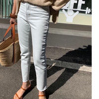 Summer Skinny Ankle Jeans