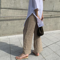 Knit Wave Pants
