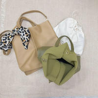 scarf simple bag