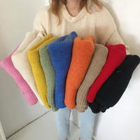 Mohair Knitwear