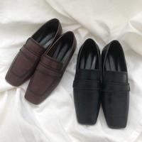 Line Flat shoes(2color)