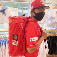 【限定15個】選手使用モデル ~blueeq BAG~ 送料無料