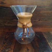 ケメックスのコーヒーメーカー(6カップ用)