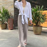 夏 新しいデザイン セット ファッション ルース 薄いスタイル 日焼け止めシャツ 女 秋