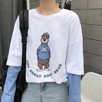 【取寄せ】ROOT BEAR long  sleeve