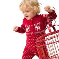 《取寄せ》19 Xmas Knit jump suit