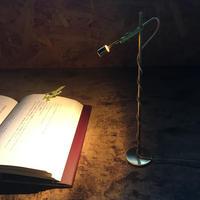 spotlight  [L]  クリップ式・真鍮  【次回10/24発送分 予約販売中】★★2020~スイッチ付きになりました★★