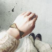 used  chloe ribbon bangle