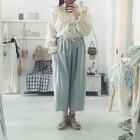 3tsui pants , moss green