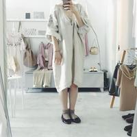used 刺繍ワンピース