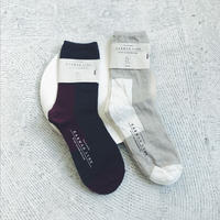 KARMAN LINE  2tone socks
