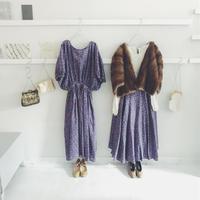 Omas Hande MIL FLORES NATALIA DRESS