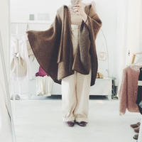 MARMARI cape coat