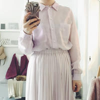 SIGHT LINE  blouse