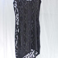 back lace onepiece