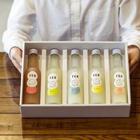 【ギフトBOX入り】FER { 乳酸発酵&フルーツ日本酒 }ギフトBOX