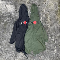 "FESC ""LOVE"" MODS COAT [2COLOR]"