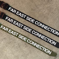"【NEW ITEM】FESC ""FAR EAST SIDE CONNECTION"" TACTICAL BELT"