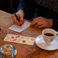 お手紙コーヒー(代筆編)
