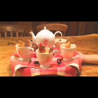 【動画】ティーカップ