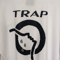 LOYALS ONLY ロイヤルズ オンリー TRAP   Tshirt WHITE