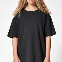 FOG Essentials Boxy T-shirt BLACK