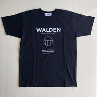 DEMAIN LA SOURCE T-shirts Thoreau Black