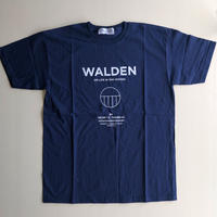 DEMAIN LA SOURCE T-shirts Thoreau Navy