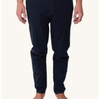 (Pleasant)NAVY CALIFNORNIA PANTS