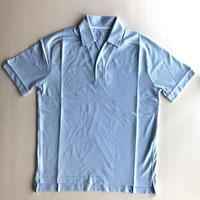 Louison Bobet ロードバイク用 ポロシャツ   BIARRITZ79  ペールブルー