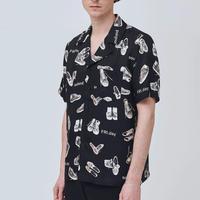 Orson Silk Shirt - Nike x FRIday x Soulland